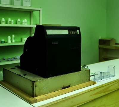 The Laboratory of Dr. Mortare